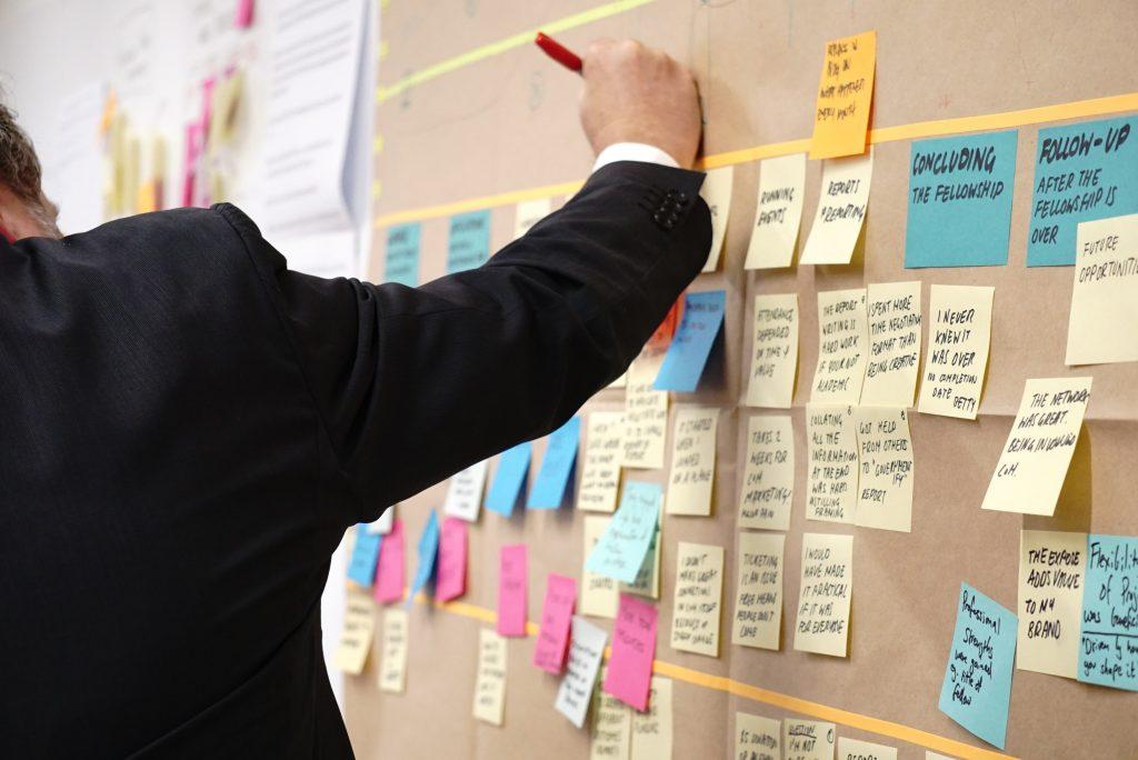 Prozesse standardisieren im Consulting